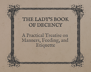The Lady's Book of Decency thumbnail